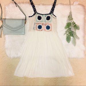 Somedays Lovin crotchet Dress